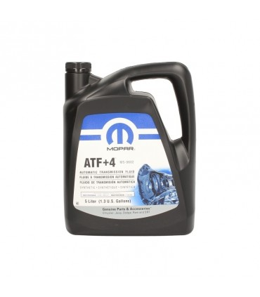 Aceite ATF+4 MOPAR 5L