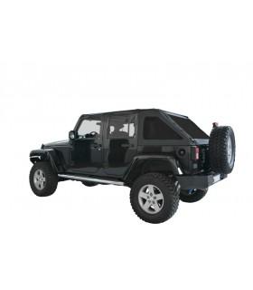 Techo lona Jeep Wrangler JK 4 puertas