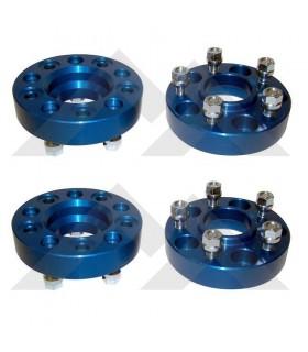 Kit separador ruedas