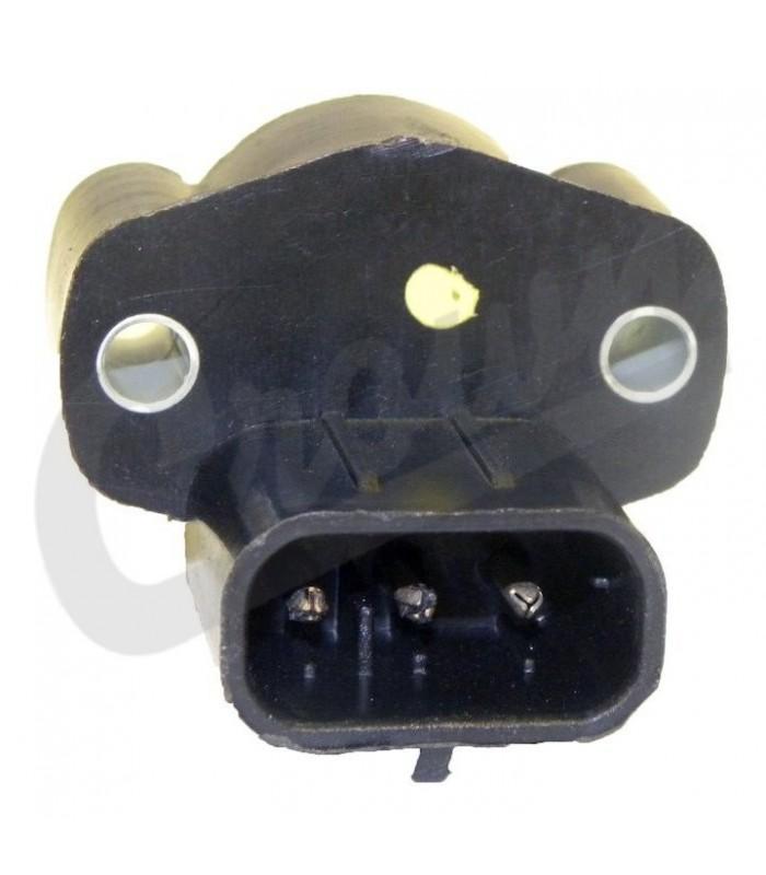 Sensor de posicion del acelerador