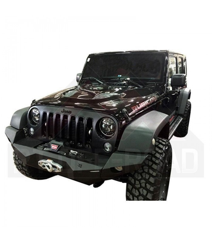 Kit pilotos blancos Jeep Wrangler JK