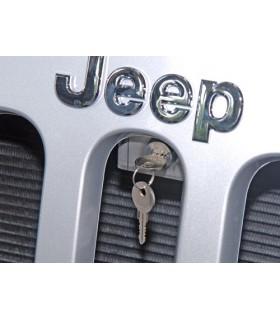 Cerradura capó Jeep Wrangler JK