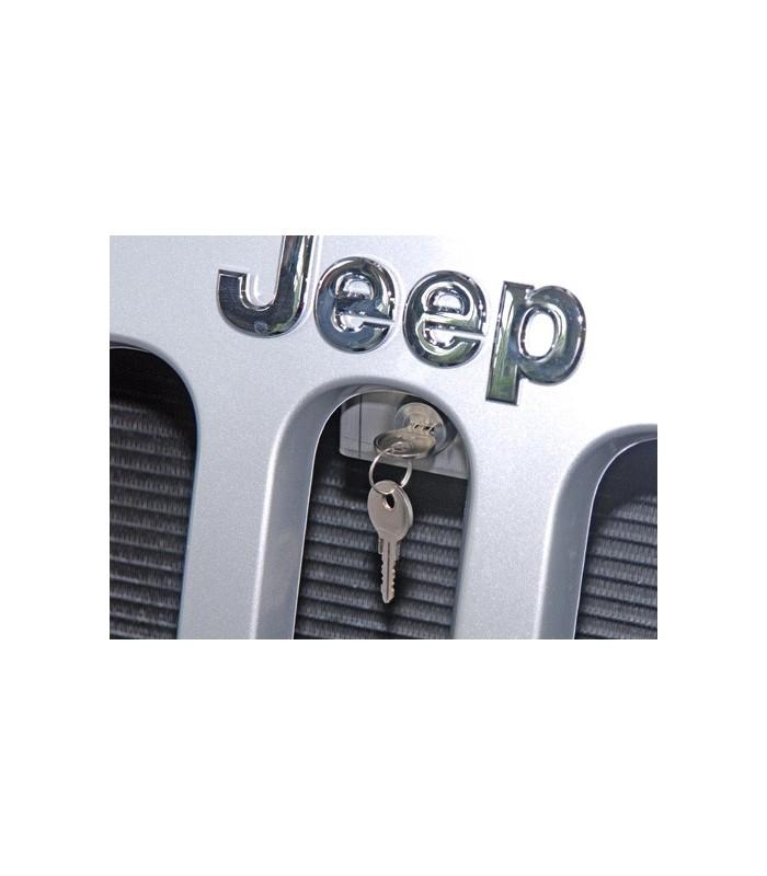 Cerradura capo Jeep Wrangler JK
