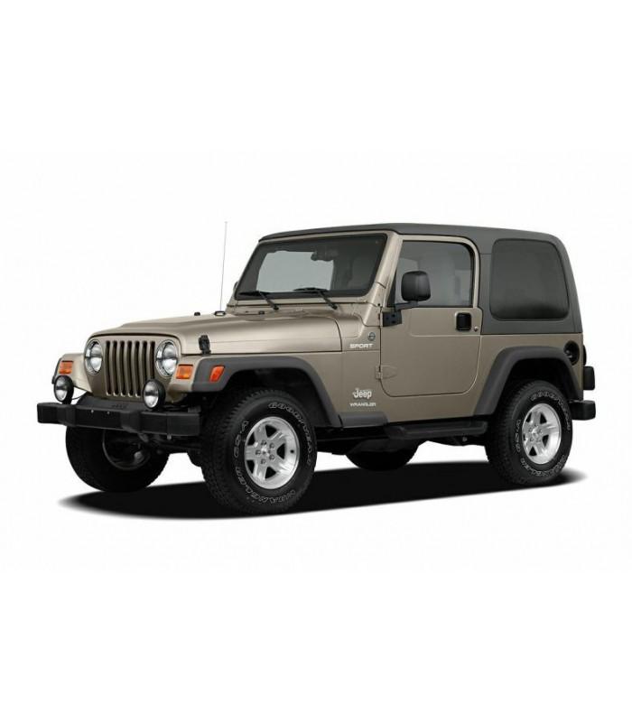 Kit punteras delanteras Jeep Wrangler TJ