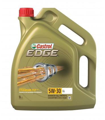 ACEITE MOTOR CASTROL EDGE 5W30 LL 5L