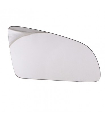 Cristal de espejo derecho asférico, térmico AUDI A3 (2003-2007) A4 (2000-2008) A6 (2004-2008) OE 8E0857536C