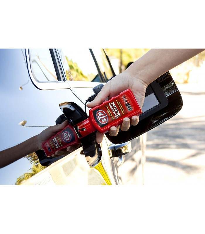 Tratamiento Gasolina deposito 200ml STP ST51200ES