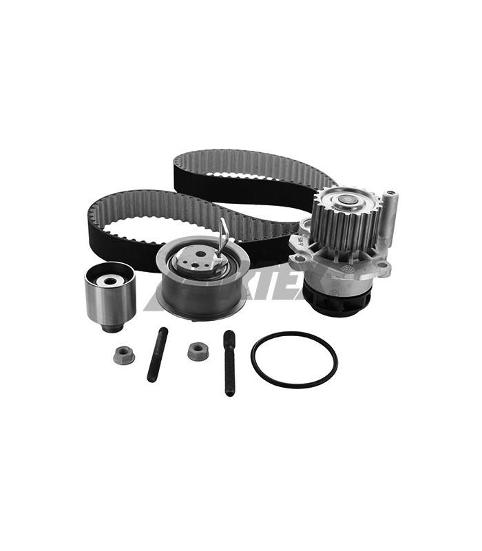 Kit correa distribución + bomba agua Seat Skoda Volkwagen Audi 1.9TDI