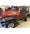 "Kit Aletines 6"" All Terrain Jeep Wrangler YJ 87/95"