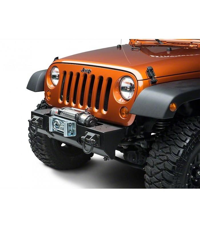 Paragolpe delantero Rugged Ridge Modular XHD Jeep Wrangler JK 07/18