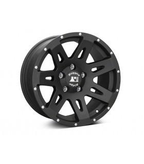 Llanta XHD de aluminio 17x8.5 Negro Satinado Jeep Wrangler 07-19 JK JL