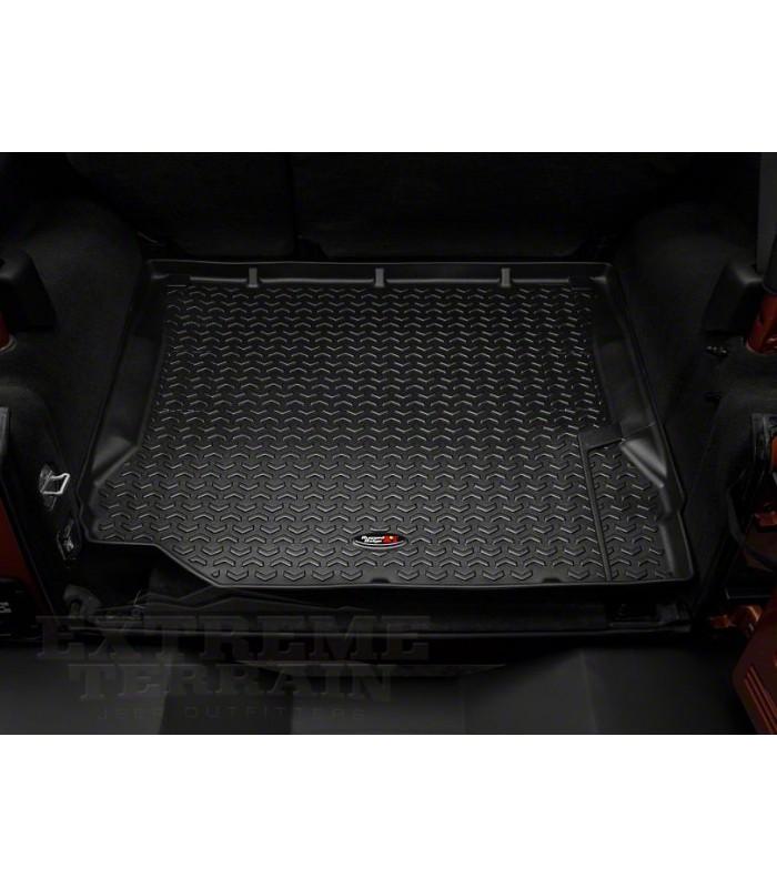 Ptotector cubeta maletero Jeep Wrangler JK 07-10