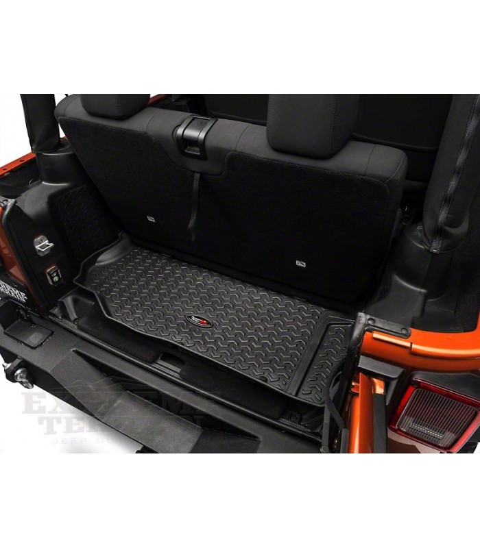 Protector cubeta maletero Jeep Wrangler JK 11-18