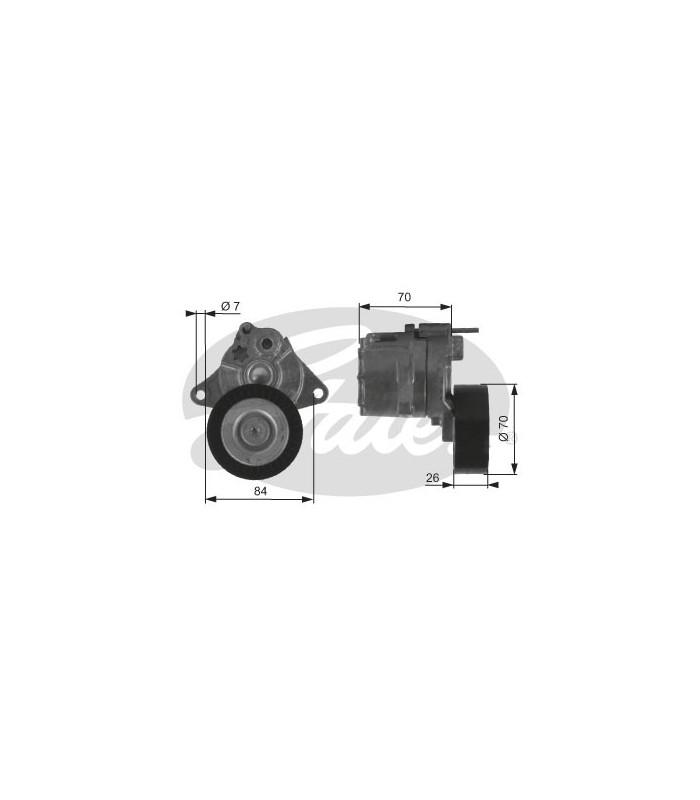 Tensor de correa Jeep Grand Cherokee 2.7CRD